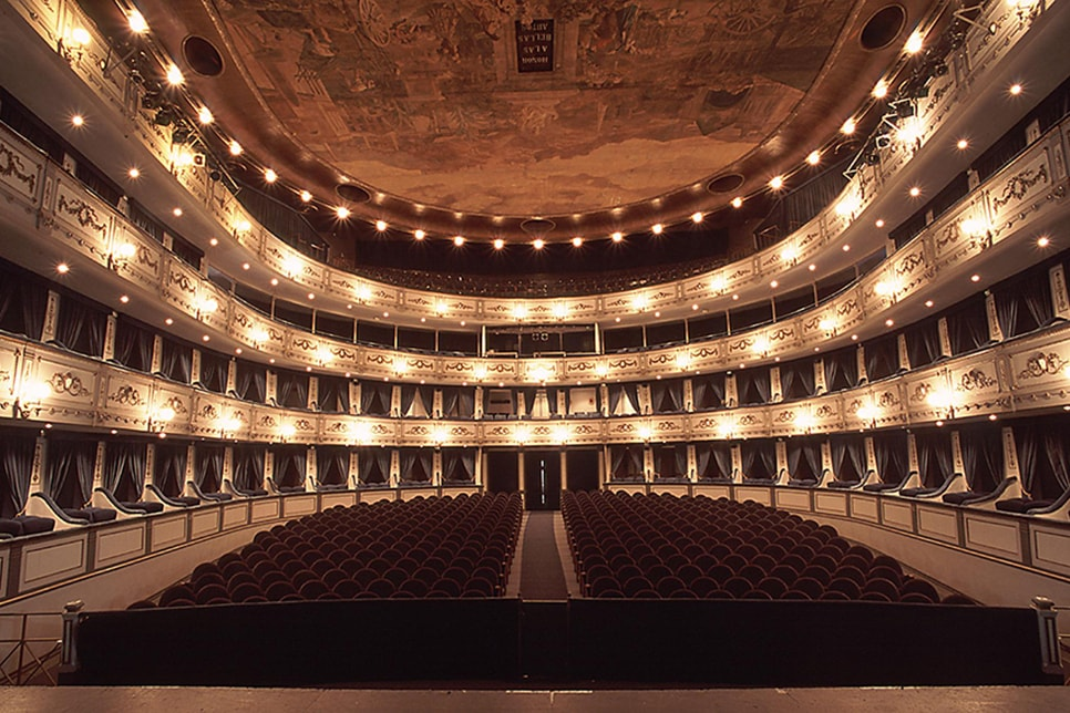 Cervantes Theater hotel torremar in malaga